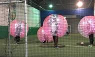 ☆バブルサッカー☆
